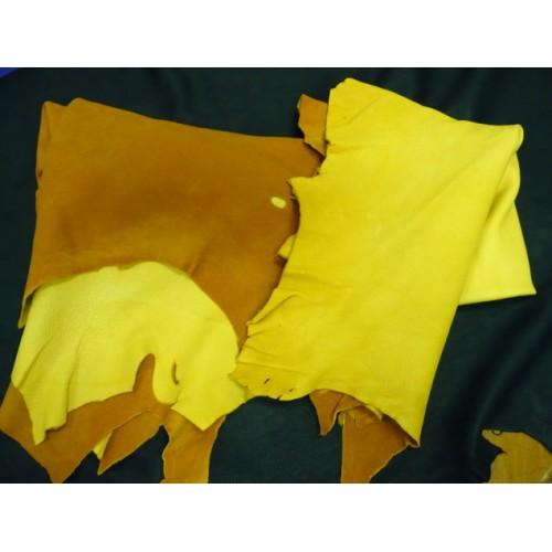 Gold Deerhide