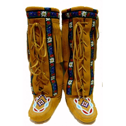 StoryBoot Moccasins