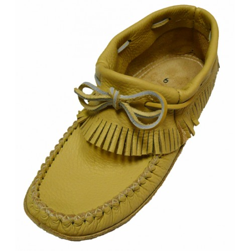Men's Ankle High Moccasins
