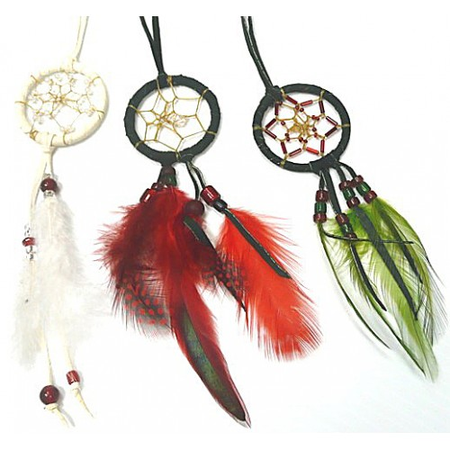Holiday Dream Catchers