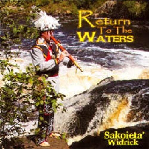 Native Flute Music CD