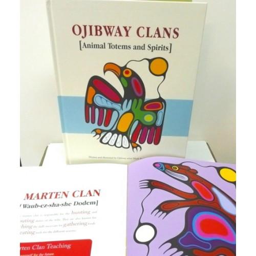 Ojibway Clans Children's Book