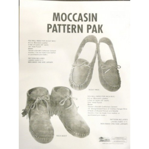 Moccasin Patterns