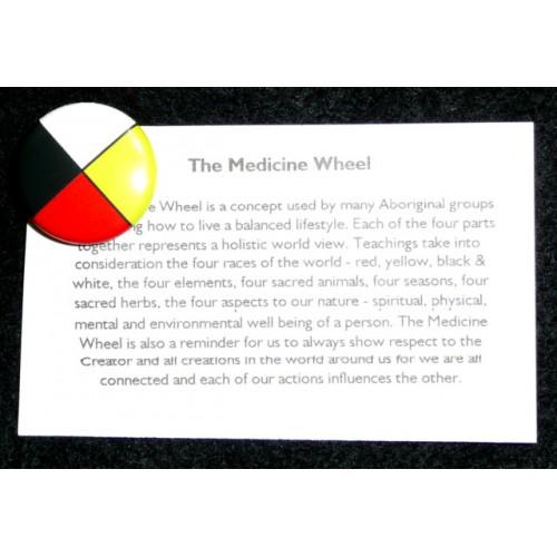 Medicine Wheel Pin