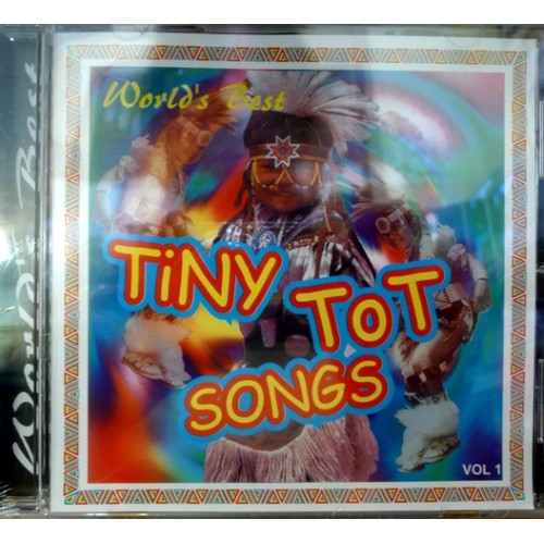 Tiny Tot Pow Wow Songs