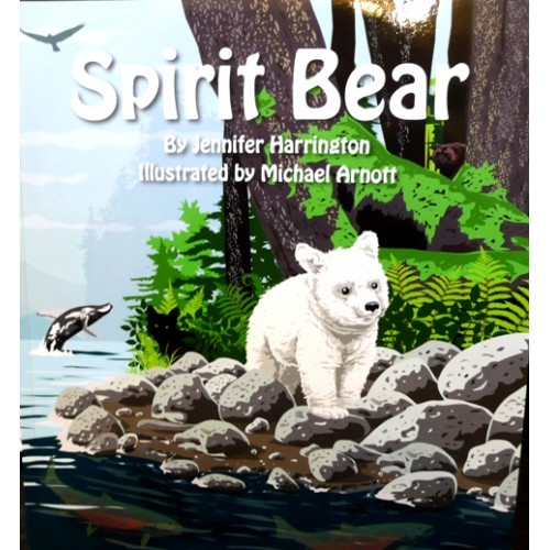 Spirit Bear Children's Book