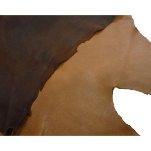 Chestnut Brown Deer Hide