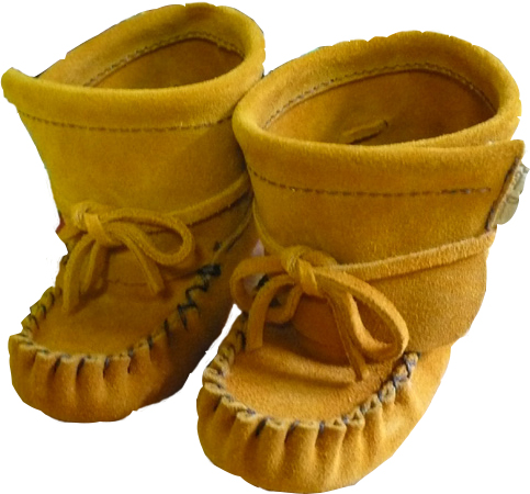 Baby and Children Moccasins