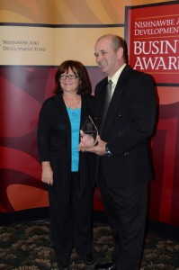Business Woman of the Year Award